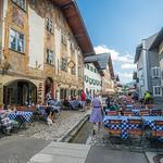 Bavarian Restaurant, Mittenwald, Germany