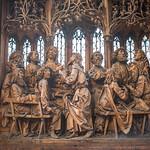 Riemenschneider's Masterpiece, Rothenburg, Germany