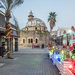Old Mosque and Restaurants, Tiberias, Israel