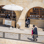 Western Wall Library, Jerusalem